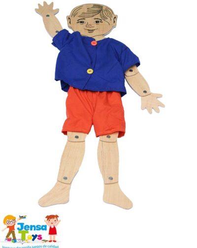 Muñeco-Articulado-Masculino